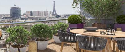 Nue Propriété Paris